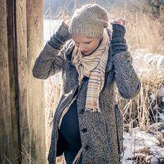 Ravelry: NATURKINDER Seed Stitch Slouch Hat pattern by Caroline Hosmann