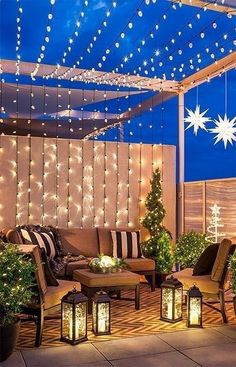 white christmas lights backyard [simple decoration ideas, interior design, home design, decoration, decorations, decor home, simple home decoration ideas,home] #christmaslightsbackyard