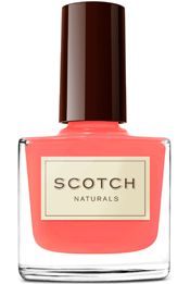 Non-toxic nail polish - and this color is H-O-T!
