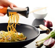 Zoodle Magic - Veggie noodle spiralizer