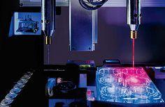 טכנולוגיית הדפסת התאים הביולוגיים של אורגנובו