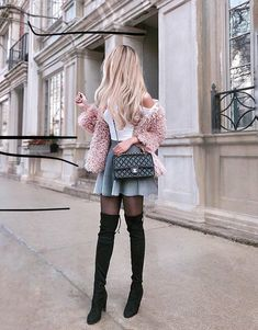 Classy outfits, trendy outfits, winter outfits, cute outfits, fashion o Girly Outfits, Mode Outfits, Classy Outfits, Stylish Outfits, Fall Outfits, Cute Dress Outfits, Formal Outfits, Jean Outfits, Fashion Mode