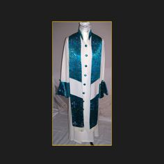 clergy robes for women | Brenda Wilson Originals » Shop » Womens Clergy Robes » W42A