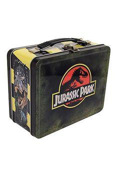 Jurassic Park Blechdose - Lunchbox
