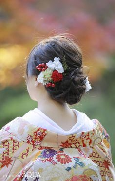 Japanese Hairstyles, Studio, Hair Styles, Hair Plait Styles, Japanese Hairstyle, Hair Makeup, Studios, Hairdos, Haircut Styles