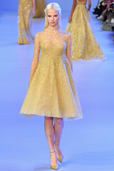 Elie Saab Spring 2014 Couture - Collection - Gallery - Style.com