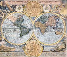 **FREE ViNTaGE DiGiTaL STaMPS**: Free Vintage Image Download - Old Maps