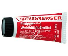 DECAPANTE FONDENTE ML35  ROTHENBERGER