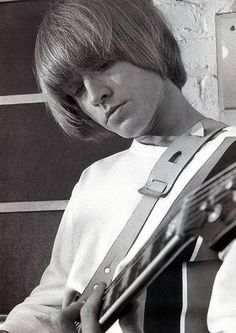 Brian Jones - Founder of The Rolling Stones and 60s style icon. He could play almost every instrument and he added so much color to the Stones' early recordings. His version of the Stones is still my favorite.