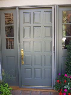 Sliding Screen Door For Front Door