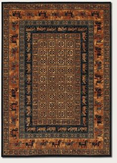 couristan old world classics pazyrk burnished rust rug feet inch by feet inch