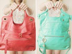 pretty purses.