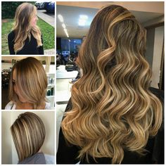 2017 Lowlights and Highlights for Light Brown Hair Sun Kissed Hair, Highlights, Light Brown Hair, Trends, Balayage Hair, Hair Cuts, Hair Color, Hairstyle, Long Hair Styles