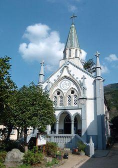 津和野カトリック教会 | みる・あそぶ | (一社)津和野町観光協会ホームページ 【ゆ〜うにしんさい】