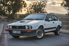 Alfa Romeo Tuning, Alfa Romeo Gtv6, Alfa Romeo Cars, Porsche, Alfa Gtv, Bmw 535i, Race Engines, Car Buyer, Fuel Injection