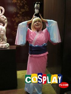 Shiemi Moriyama Cosplay from Blue Exorcist in Akon 2013 US