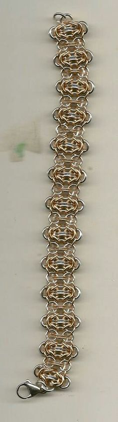 Harlequin CQ #Chainmaille