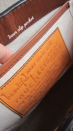 Gingerbread Big Stella, Chiaroscuro, India, Pure Leather, Handbag, Bag, Workshop Made, Leather, Bags, Handmade, Artisanal, Leather Work, Leather Workshop, Fashion, Women's Fashion, Women's Accessories, Accessories, Handcrafted, Made In India, Chiaroscuro Bags - 8