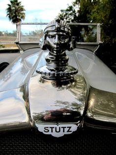 Stutz hood ornament