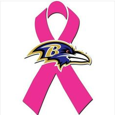 October is breast cancer awareness month Breast Cancer Support, Breast Cancer Awareness, John Harbaugh, Baltimore Ravens, Panthers, Nfl, Football, Dolphins, American Football