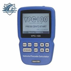 (235.00$)  Watch here - http://aic5e.worlditems.win/all/product.php?id=32365494881 - Hot Sale VPC-100 Hand-Held Vehicle Pin Code Calculator vpc 100 For almost all cars With 500 Tokens Update Online vpc100