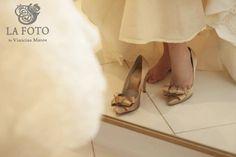 Wedding Inspirations - sapato de noiva