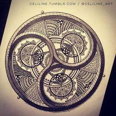 Consulta esta foto de Instagram de @celiline_art • 1,689 Me gusta