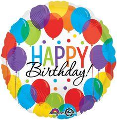 Birthday boy balloon bash