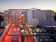 Villa For An Aviator By Urban Office Architecture Houses - Aviators villa urban office architecture