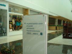 Wayfinding- Totem sign - Shopping Palladium - São Paulo (SP) - Brazil # Brazilian design