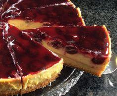 Rezept Kirsch-Schmand-Kuchen von 2kochhilfe6 - Rezept der Kategorie Backen süß