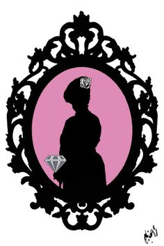 digital_illustration_old_lady_diamond_