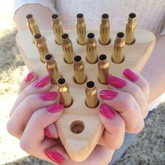 Looking for a gift for him?  Try this unique Bullet Peg Game. Makes a great gift for hunters or gun enthusiasts. Great gift for boyfriend.