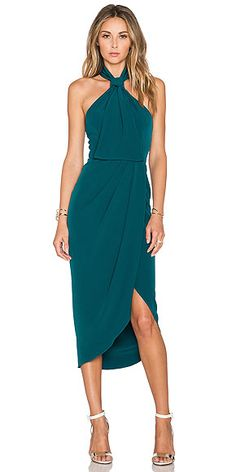 Dark Teal Summer Dress