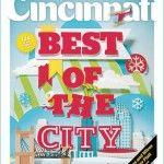 Cincinnati - Tapa