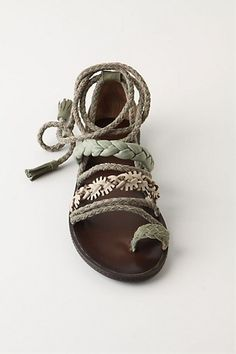 Omg I am so in love with these sandals