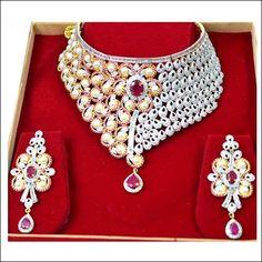 Dilan Jewels Classy Choker Set SKU ID 3406