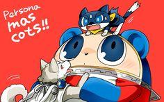 Persona Saga, Persona Crossover, Atlus Games, Yu Narukami, Ryuji Sakamoto, Akira Kurusu, Some Jokes, Deadman Wonderland, Shin Megami Tensei