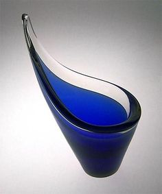 Manufactured in lilac, blue, green and brown. Blue Glass Bottles, Cobalt Glass, Cobalt Blue, Im Blue, Love Blue, Color Blue, Green And Brown, Blue And White, Yves Klein Blue