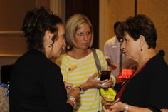 Kathy Caisse  (Hampton Inn & Suites Westford), Jennifer Hogan  (Residence Inn Boston Westford) and Katherine Jasmine (MarketingFIRST) at the Business After Hours on July 10, 2013 at Four Points by Sheraton