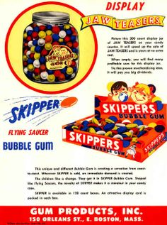 15 Old-Time Candies You Never Knew Existed