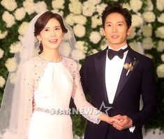 Ji Sung and Lee Bo Young , lovely couple