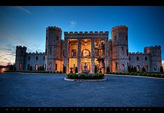 The Castle in Versailles, KY- where fairytale weddings do come true!