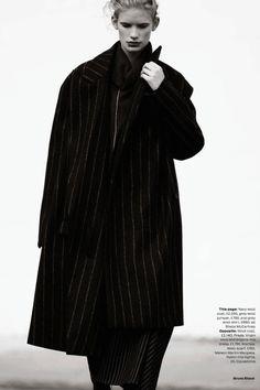 the maxi coat - elle uk