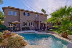✨ #Features ✨ 5 Bed + 4 Bath + 4,321 SQFT + 3 Car Garage + Circular Drive + Iron Staircase + Double Ovens + Sparkling Pool with Rock Waterfall + Large Grassy Play Area 📍 Get #Price and #Location ➡️ http://bit.ly/2I8ZBJO  #AZRealEstate #RealEstate #AZ #HomeSweetHome #RoundsTackettGroup #ScottsdaleAZ #ScottsdaleRealEstate #LuxuryRealEstate