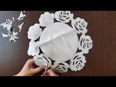 Deriden Suple Yapımı - YouTube Arte Popular, Youtube, Instagram, Christmas Tables, Placemat, Youtube Movies