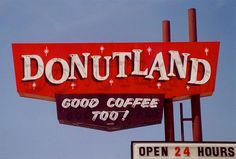 Who wouldn't like to go to Donutland?