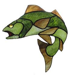 Fish « Best Stained Glass Patterns