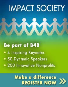 Business4Better Conference and Expo - The Community Partnership Movement