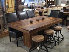 Anand Dining Table In Rosewood
